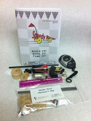 speedy racer kit